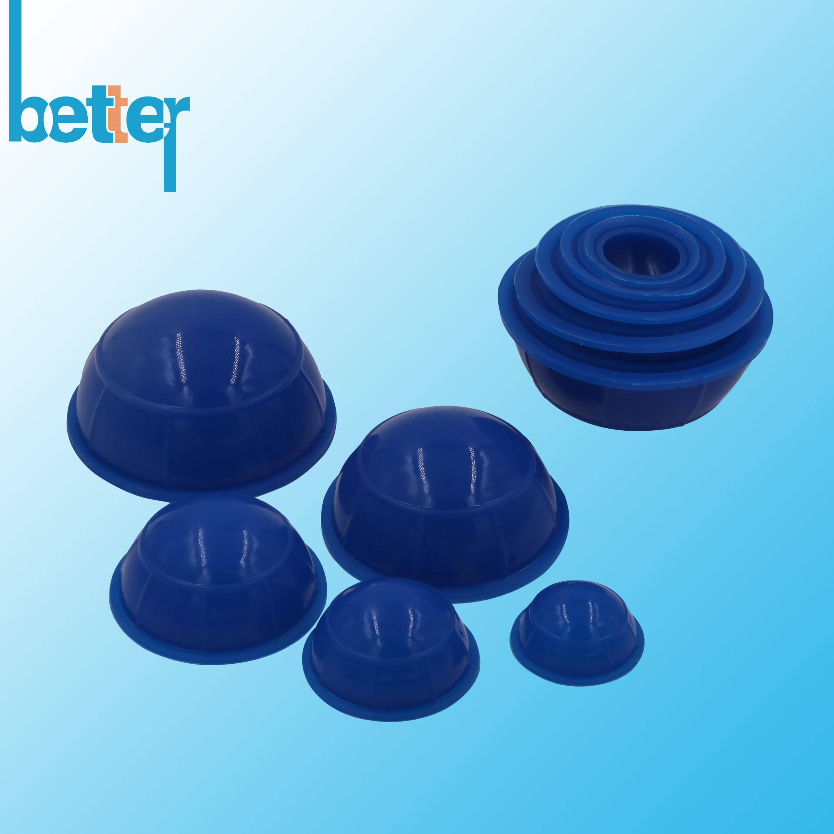 Customized Silicone Suction Cups & Vacuum Suction Cups