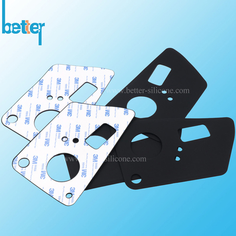 Self Adhesive Silicone Rubber Seal