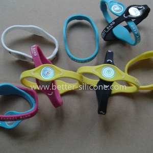Energy Silicone Wrist Band