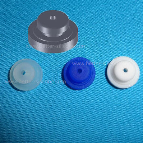 Customize Elastomer Silicone Water Spray Shower Rubber Nozzle