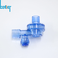 Medical Plastic Connector For Manual Resuscitator