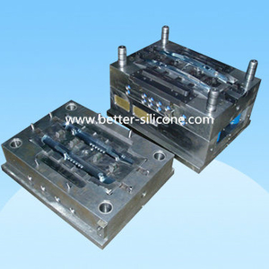 Plastic Molding Tooling for Sanitary Injection Parts