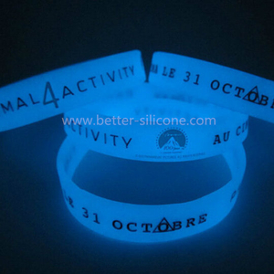 Glow in The Dark Rubber Band