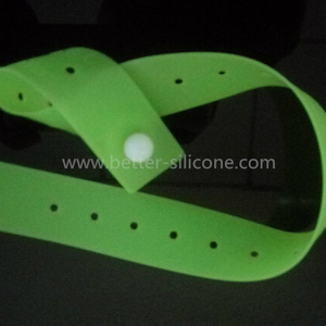 Disposable Medical Silicone Tourniquet Straps