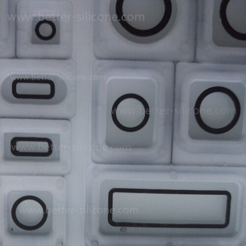 silicone Electric Conduction keypad