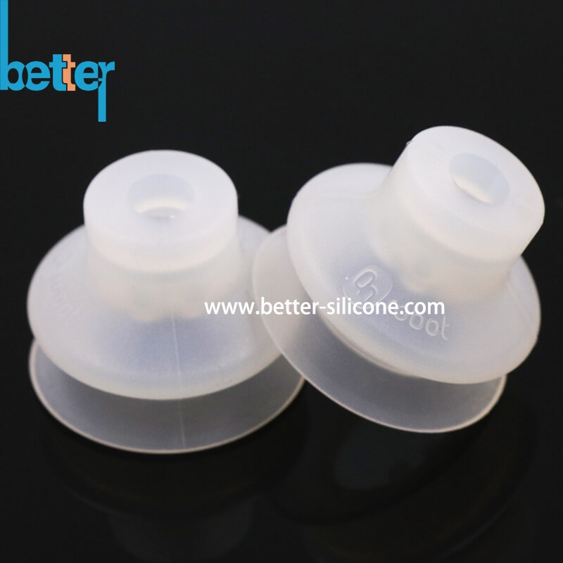Customized Elastomeric Rubber Vacuum Suctions