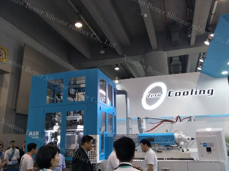 chinaplas International rubber and plastic exhibition exhibition records (8)
