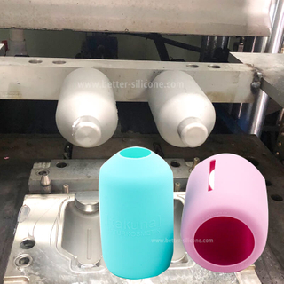 Silicone Travel Mug Water Bottle Sleeve