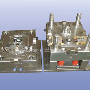 Precision Plastic Injection Mold Tooling