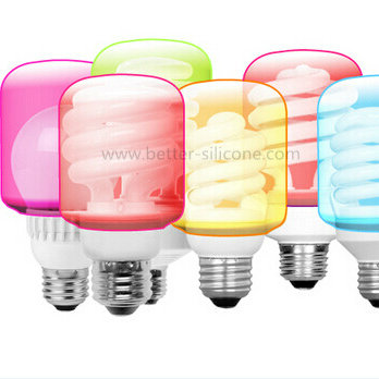 LED Silicone Bulb Cover