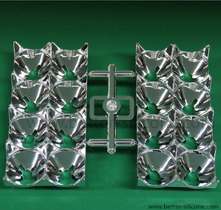 Vacuum Plating Aluminum Cover