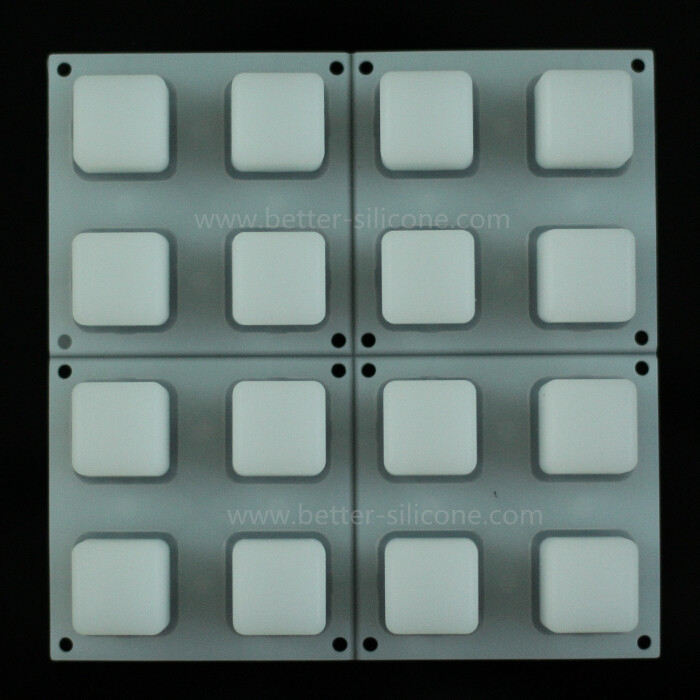 Electrically Conductive Printing Keypad