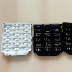 Elastomer Rubber Backlight Keypad