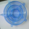 Food Standard Spill Stopper Silicone Food Lids